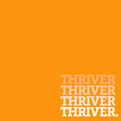 Thriver | Jeremy Tudor | Career & Life Coach